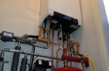 CV installatie in Groningen (Intergas)